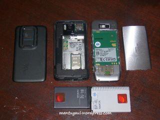 SIM card is set