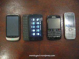 Nexus 1, N900, Onyx, E52