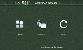 Application manager is my favorite part
