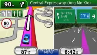 JCV, Speed limit, lane assist in 1 screen