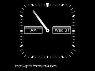 Clock (sleeping) mode