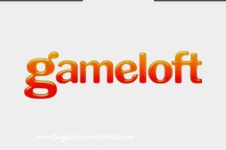 Opening Gameloft game