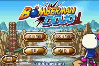 Bomberman Dojo