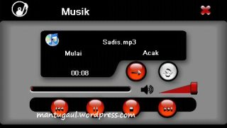 Music player A8010