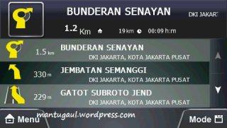 Route details juga ada