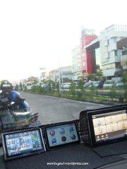 Coba aplikasi GPS lain