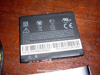 Batere Lion 1230mAh