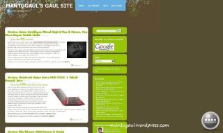 Web browsing landscape