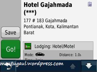 Informasi hotel