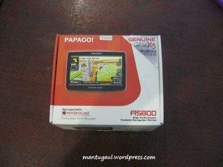 Kotak Papago R5800