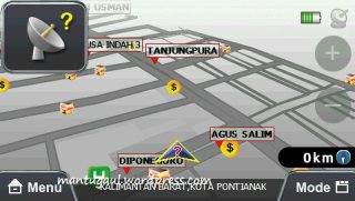 Peta 3D view