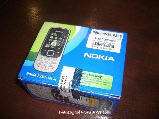 Kotak Nokia 2330c