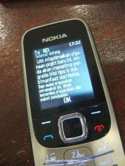 My Nokia sudah aktif