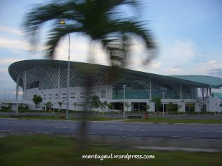 Borneo Convention Center Kuching N1.56265 E110.40562