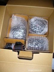 3 komponen utama, 1 kamera, 2 lensa