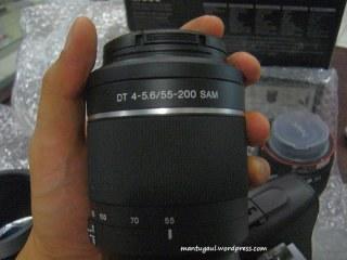 Ini kode lensa panjangnya