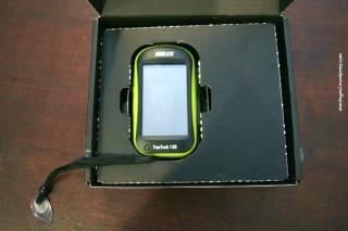 Penampakan GPS