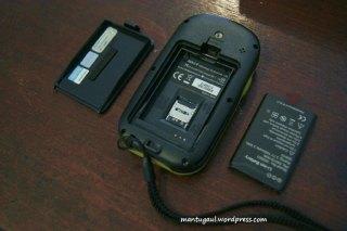 Ada slot Micro SD