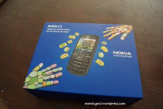 Kotak Nokia C3