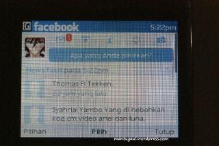 Ini facebook saya