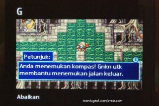 Diamond rush ada bahasa Indonesia
