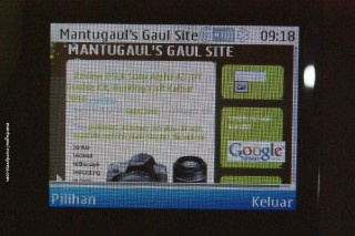 Website tampilan full site