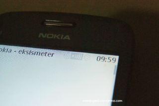 Indikator GPRS, Wifi dan Bluetooth