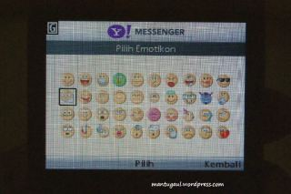 Smiley di Nokia chat