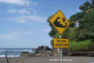 Peringatan tsunami lagi