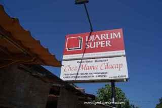 Restoran di Pangandaran