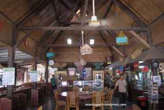 Restoran Chez Mama Cilacap di Pangandaran