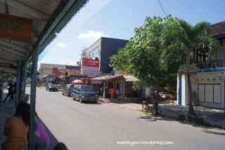 Sudut kota Pangandaran