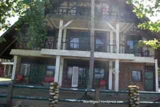 Villa di daerah Pantai Pangandaran