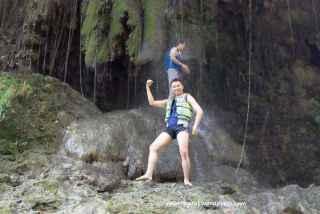Tarzan kota :)