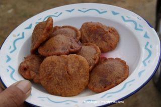 Makanan warga sibohe, cucur