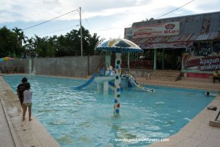 Kolam renang Taman Rekreasi Teratai