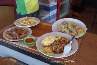 Makanan Villa Bukit Mas Singkawang