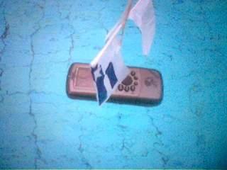 76csx dicemplung di air (thanks to oom crazy doctor atas fotonya)