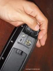 Colokan USB, Serial dan antenna 78s
