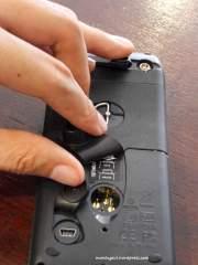 Colokan USB, Serial dan antenna 76csx