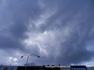Meski cuaca mendung tetap bisa tangkap signal dengan baik