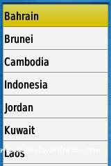 Cari alamat di berbagai negara