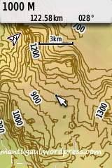 Peta topografi