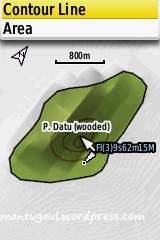 Informasi peta laut