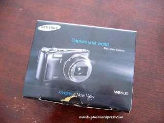 Kotak Camera Digital Samsung WB500