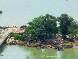 Pulau terkecil di dunia menurut PBB, Pulau Simbing