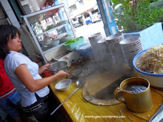 Kuliner di Baso Sapi 68 Singkawang