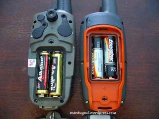 Pasang baterai