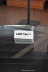 Gadtorade adalah salah satu undangan istimewa/VIP