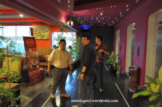 Member Gadtorade, oom Lucky, oom Temy dan Oom Eddy Tsu